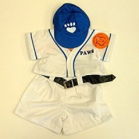 Baseball Blue/White