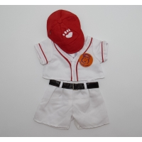 Baseball Red/White
