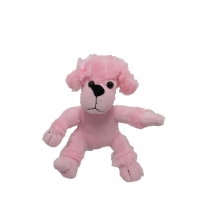 Mini Pink Poodle