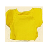 Mini Yellow T-Shirt (8 inch)