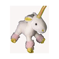 Pre-Stuffed Mini Unicorn