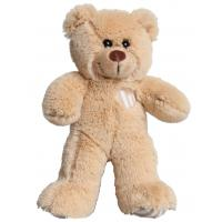 "Cuddles Brownie Patch Bear (10"")"