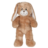 "Cuddles Brown Rabbit (10"")"