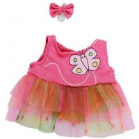 "Cuddles Butterfly Dress (16"")"