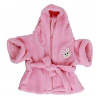 "Cuddles Bathrobe w/Bunny Application (16"")"