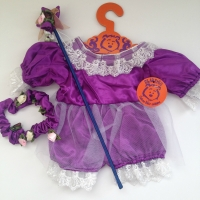 Fairy Dress Purple